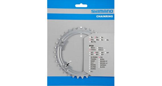 Shimano 105 FC-5800 Chainring silver